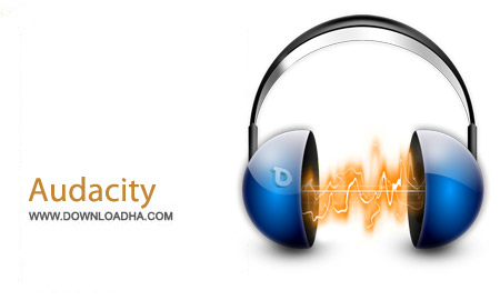 Audacity 2.1.0 نرم افزار ویرایشگر حرفه ای فرمت های صوتی Audacity 2.1.0