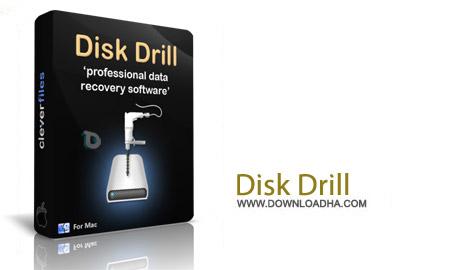 Disk Drill 2.4.415 نرم افزار بازیابی قدرتمند فایل ها Disk Drill 2.4.415