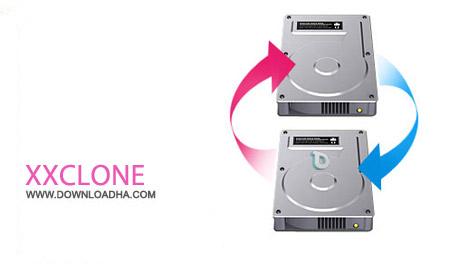 XXCLONE 2.072 نرم افزار کپی گرفتن درایو XXCLONE 2.072