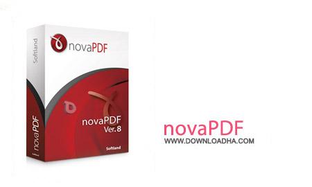 novaPDF Lite 8.2 Build 929 نرم افزار ساخت فایل های پی دی اف novaPDF Lite 8.2 Build 929