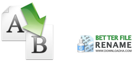 Better%20File%20Rename%205.52 نرم افزار تغییر نام گروهی فایل ها Better File Rename 5.52
