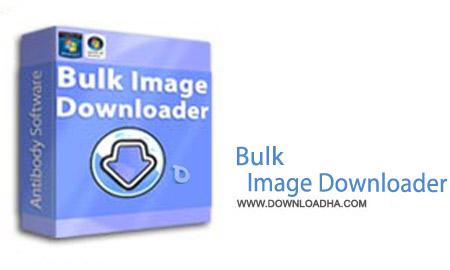 Bulk Image Downloader 4.83 نرم افزار دانلود کامل گالری عکس ها Bulk Image Downloader 4.83