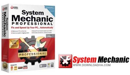 System%20Mechanic%2014.5.0 نرم افزار سیستم پرسرعت System Mechanic 14.5.0