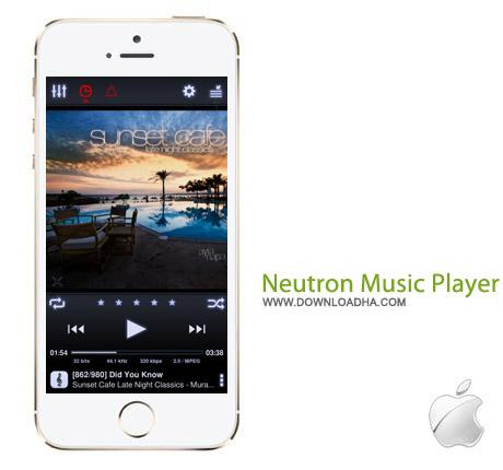Neutron Music Player 1.78.4 نرم افزار پلیر قدرتمند صوتی Neutron Music Player v1.78.4 – آیفون ، آیپد و آیپاد