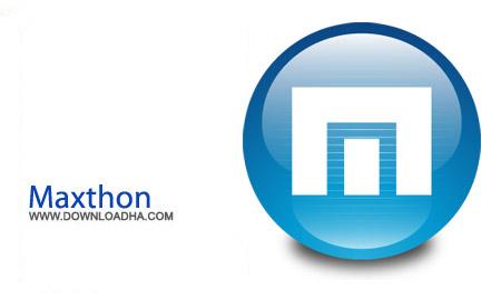نرم افزار مرورگر Maxthon Cloud Browser 4.4.4.3000
