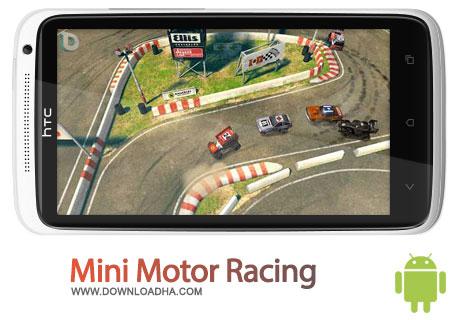 Mini%20Motor%20Racing%20v1.8.2 بازی ماشین های کوچک Mini Motor Racing v1.8.2 – اندروید