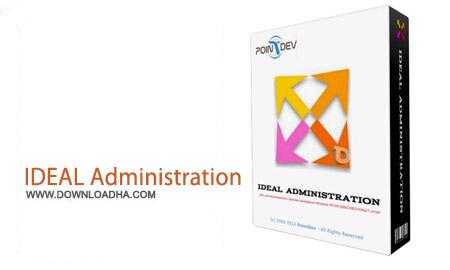 IDEAL Administration 2015 15.3 نرم افزار مدیریت سرور ها IDEAL Administration 2015 15.3