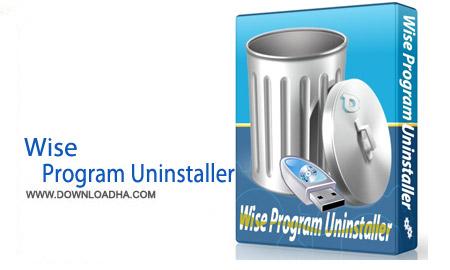 Wise Program Uninstaller 1.68.87 نرم افزار حذف کامل نرم افزار های نصب شده Wise Program Uninstaller 1.68.87