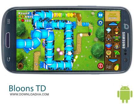 بازی دفاعی Bloons TD 5 v2.15.1 مخصوص اندروید
