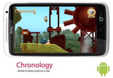 بازی پازل Chronology v1.7 مخصوص اندروید