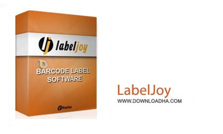 نرم افزار ساخت بارکد LabelJoy v5.4.0 Build 203