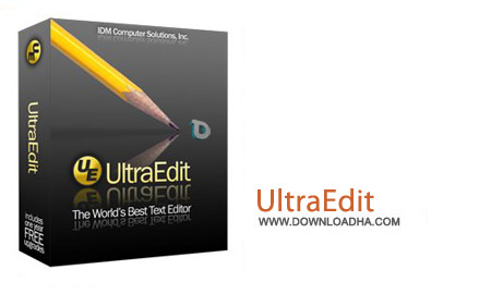 نرم افزار ویرایش حرفه ای فایل های متن UltraEdit 22.0.48.0