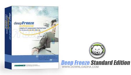 نرم افزار منجمد کردن سیستم ها Deep Freeze Server Enterprise 8.22.270.4800
