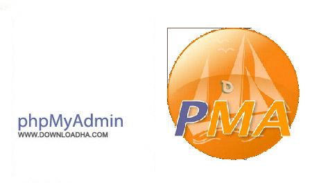 نرم افزار مدیریت بانک اطلاعاتی phpMyAdmin 4.3.13
