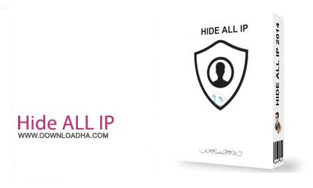 نرم افزار پنهان کردن آی پی Hide ALL IP 2015.03.25