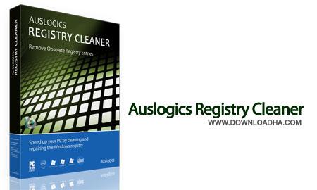 نرم افزار پاکسازی رجیستری Auslogics Registry Cleaner 4.4.0.0