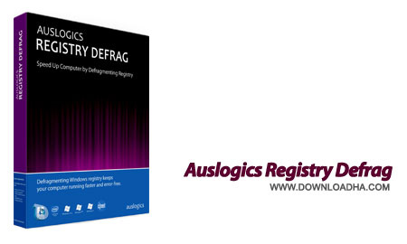 نرم افزار یکپارچه سازی رجیستری ویندوز Auslogics Registry Defrag 8.4.0.0