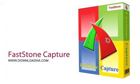 نرم افزار تصویر برداری از ویندوز FastStone Capture 8.1