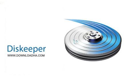 Diskeeper 15 نرم افزار بهینه سازی هارد دیسک Diskeeper 15 Professional 18.0