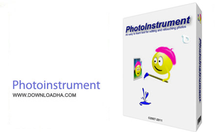 PhotoInstrument%207.3 نرم افزار روتوش و بازسازی حرفه ای تصاویر PhotoInstrument 7.3.0.734