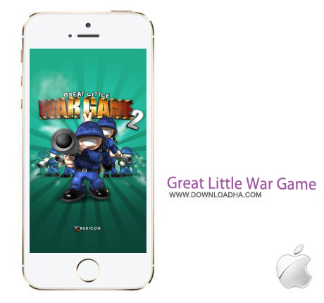 Great%20Little%20War%20Game%202%201.3 بازی استراتژی Great Little War Game 2 1.3 – آیفون ، آیپد و آیپاد