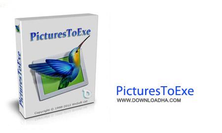 PicturesToExe Deluxe 8.0.14 نرم افزار ساخت اسلاید و آلبوم عکس PicturesToExe Deluxe 8.0.14