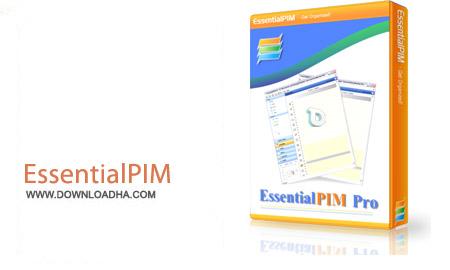 EssentialPIM 6.06 نرم افزار سازماندهی امور شخصی EssentialPIM 6.06