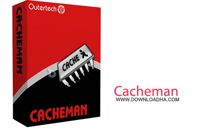 Cacheman 7.9.1 نرم افزار بهینه سازی حافظه کامپیوتر Cacheman 7.9.1