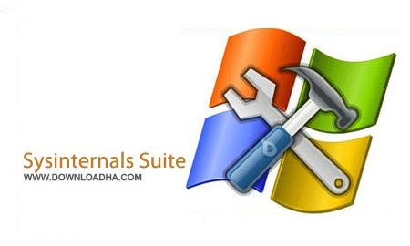 Sysinternals Suite 2015.03.10 نرم افزار رفع مشکلات ویندوز Sysinternals Suite 2015.03.10