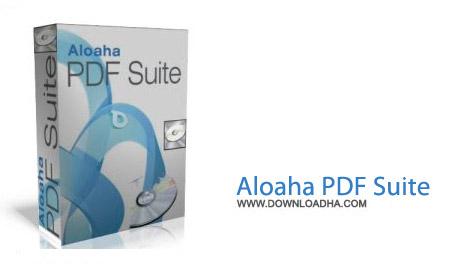 Aloaha PDF Suite 6.0.125 نرم افزار ساخت و مدیریت اسناد پی دی اف Aloaha PDF Suite 6.0.125