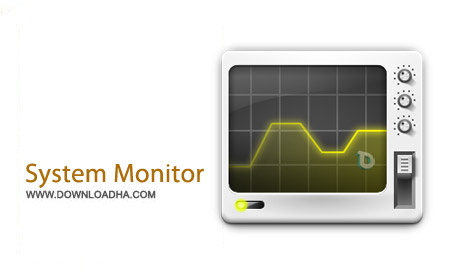 نرم افزار کنترل وضعیت ویندوز System Monitor 3.0