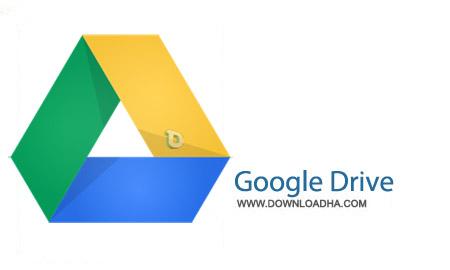 نرم افزار فضای مجازی گوگل Google Drive 1.21.9135