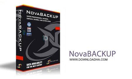 NovaBACKUP Professional 17.0 نرم افزار تهیه فایل های پشتیبان NovaBACKUP Professional 17.0