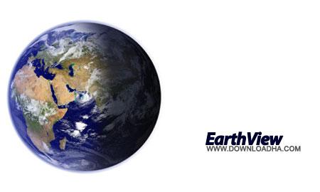 EarthView%205.2.1 نرم افزار نمایش کره زمین EarthView 5.2.1