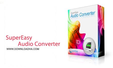 نرم افزار مبدل فرمت های صوتی SuperEasy Audio Converter v3.0.4225