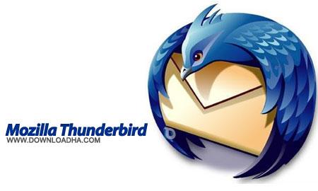 Thunderbird%2038.0 نرم افزار مدیریت حرفه ای ایمیل ها Mozilla Thunderbird 38.0   لینوکس