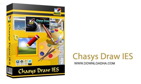 Chasys Draw IES 4.30.01 نرم افزار ویرایشگر تصاویر Chasys Draw IES 4.30.01
