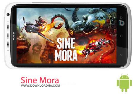 بازی اکشن هوایی Sine Mora v1.31 مخصوص اندروید