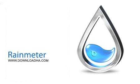 Rainmeter%203.3.0.2412 نرم افزار تغییر ظاهر ویندوز Rainmeter 3.3.0.2412