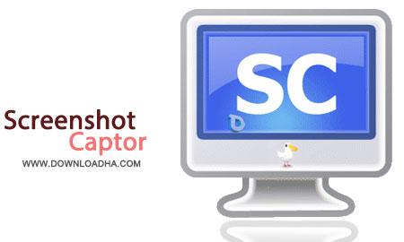Screenshot%20Captor%204.10.0 نرم افزار عکس برداری از دسکتاپ Screenshot Captor 4.10.0