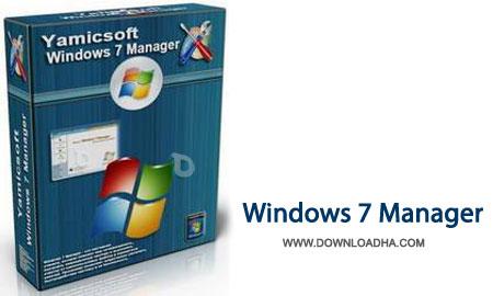 Windows%207%20Manager%205.1.0 نرم افزار بهینه سازی ویژه ویندوز ۷ با Windows 7 Manager 5.1.0