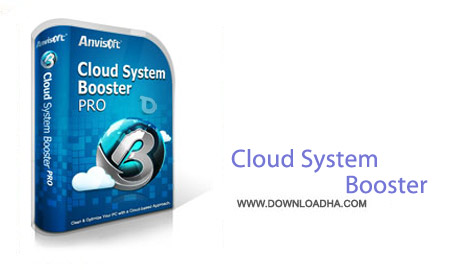 Cloud System Booster 3.6.69 نرم افزار بهینه سازی ویندوز Cloud System Booster 3.6.69