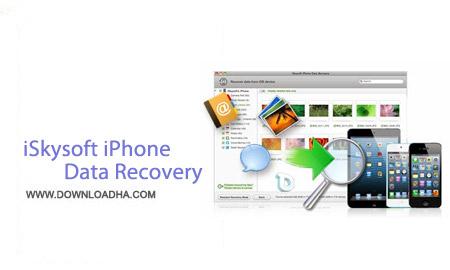 iSkysoft iPhone Data Recovery 2.6.1.2 نرم افزار بازیابی اطلاعات آیفون iSkysoft iPhone Data Recovery 2.6.1.2
