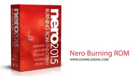 Nero Burning ROM 2015 v16.0.02700 نرم افزار رایت انواع لوح های فشرده Nero Burning ROM 2015 v16.0.02700