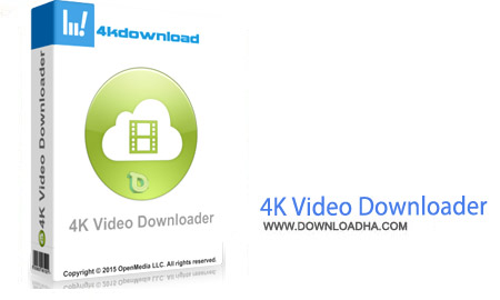 4K Video Downloader 3.5.1.1625 نرم افزار دانلود ويديو هاي آنلاين اينترنت 4K Video Downloader 3.5.1.1625