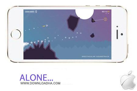 ALONE... 1.0.6 بازی تنهایی ALONE… v1.0.6 مخصوص آیفون و آیپد