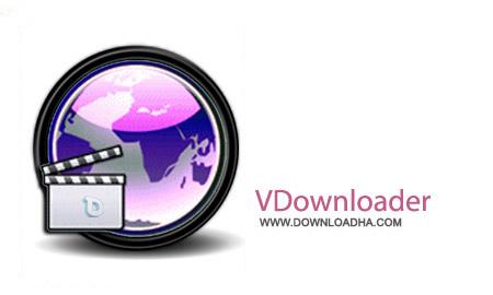 VDownloader%204.0.1001 نرم افزار دانلود آسان ويديو هاي آنلاين VDownloader 4.0.1001
