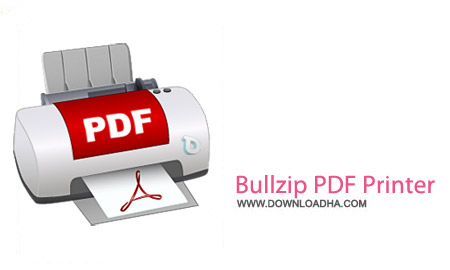 Bullzip PDF Printer 10.12.0.2361 نرم افزار ساخت PDF با Bullzip PDF Printer 10.12.0.2361