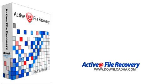 Active%40%20File%20Recovery%2014.5.0 نرم افزار بازیابی قدرتمند اطلاعات از بین رفته Active@ File Recovery 14.5.0