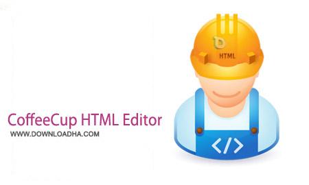 CoffeeCup HTML Editor 15 نرم افزار طراحی حرفه ای صفحات وب CoffeCup HTML Editor v15.0